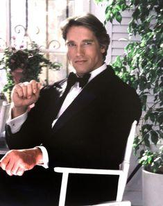 Arnold Schwarzenegger in 1985
