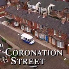 Coronation Street- the best show on TV hands down! Tv Soap, Salford, Best Soap, Coronation Street, Television Program, Tv Actors, Me Tv, Favorite Tv Shows, Favorite Things