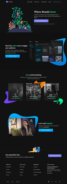 ToneDen is a friendly social marketing platform that gives you the power to reach and sell to the people who matter.