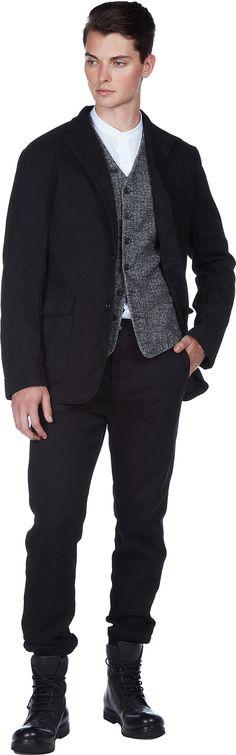 Dobby Baker Jacket   Engineered Garments   LOIT