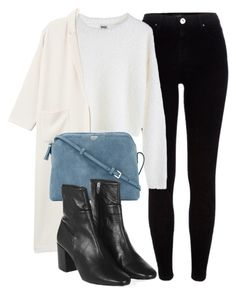 Untitled #6019 by laurenmboot on Polyvore featuring polyvore, fashion, style, Monki, River Island, The Row, MTWTFSS Weekday and clothing