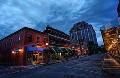 Downtown #Roanoke, #Virginia    http://dennisharper.lnf.com/