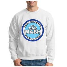A1A Car Wash CREWNECK Sweatshirt Saul Goodman BREAKING BAD AMC T.V Show Crewneck Sweatshirt