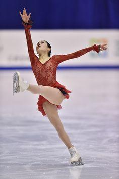 Satoko Miyahara Photos - 2015 Japan Figure Skating Championships - Day 2 - Zimbio