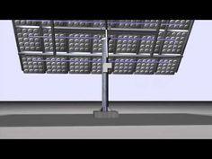 ¿Cómo funciona la tecnología CPV en el proyecto Apaseo El Grande?