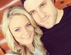 Chad and Fallon in the Great Smokey Mountains on their weekend getaway [June 6, 2015]