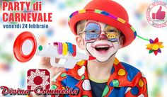 Party Di Carnevale Da Divina Commedia http://affariok.blogspot.it/