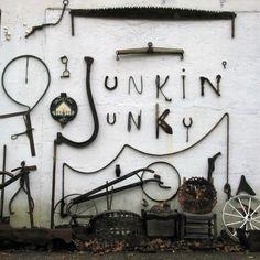 """""""Junkin' Flea-Market Style"""""""