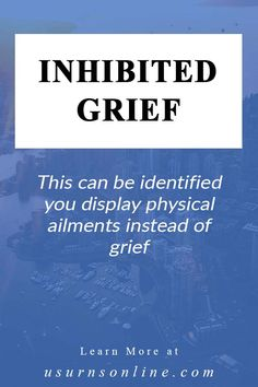 Do you think you, or someone you know, is experiencing inhibited grief? We go over just exactly what inhibited grief is and 6 helpful tips to help guide you through the process of experiencing this grief Delayed Grief, Anticipatory Grief, Learning To Live Again, Complicated Grief, Grief Counseling, Dealing With Grief, Grief Loss, Lose Something, Negative Emotions