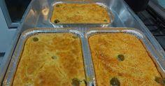 Postado por Sara Braulino   TORTA DE LIQUIDIFICADOR  ( NA MARMITA)   3 xicaras de leite  1/2 xicara de oleo  3 ovos  1 sache se sazon ...