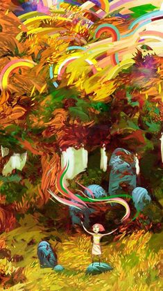 °( Emmanuel Malin + illustration and concept art )° Botanical Illustration, Watercolor Illustration, Digital Illustration, Illustration Fashion, Environment Design, Food Illustrations, Character Illustration, Fantasy, Drawings