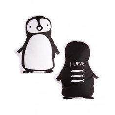 Sisustustyyny Pingviini, Little Lovely Company