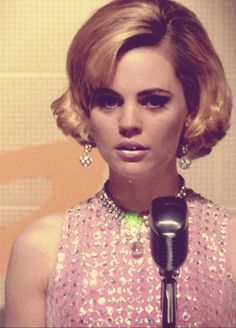 """Melissa George   Mullholland Drive. """"This is the girl."""""""