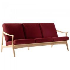 Fredrik Kayser Model 711 Sofa Replika   Moderne Designermøbler   Interior Addict