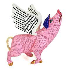 Luis Pablo Flying Pig