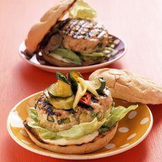 Our Favorite Turkey Burger Recipe