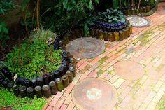 9. Amazing Things To Do With borosüvegek The Garden | eatwell101.com