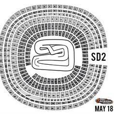 SST track in San Diego this weekend