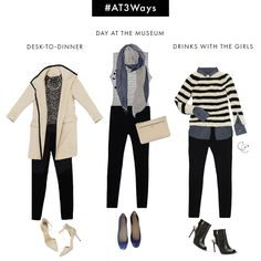 Your search for the perfect pair of ankle pants has come to an end. #AT3Ways http://ann.tl/1A7C7