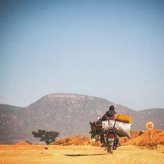 Lubango, Angola.