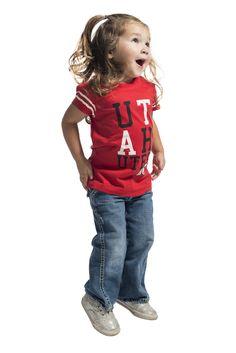U-T-A-H! Utah Utes T-Shirt