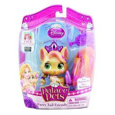 Fun stocking stuffer idea. Disney Princess Palace Pets Furry Tail Friends Rapunzel's Kitty Summer Doll NIP #Disney