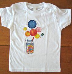 Bubbles Kids Tshirt by LittleIslandCompany on Etsy https://www.etsy.com/listing/190924753/bubbles-kids-tshirt