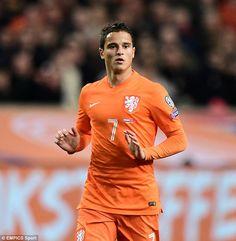 Ibrahim Afellay (Holland)