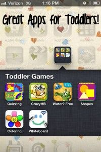 Great Apps for Toddlers!