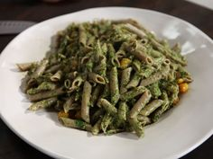 As seen on Rachael Ray's Week In A Day: Pepita and Pistachio Sauce with Roasted Squash and Whole Grain Penne