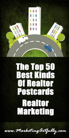 The Top 50 Best Kinds Of Realtor Postcards | Realtor Marketing :: Today's post is going to be kinda fun! I have a very popular post on my website about Realtor Postcards – Funny Realtor Postcards that just cracks me up, but today's post is a little different. Here are 50 of the best kinds of postcards that you can send out to your clients, prospects and past clients to generate leads and make more sales.