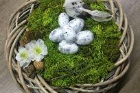 Ja spravím sviežu jarnú/veľkonočnú dekoráciu - Jaspravim.sk Eggs, Breakfast, Food, Morning Coffee, Essen, Egg, Meals, Yemek, Egg As Food