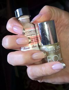 """""""Thank you Perfect Formula for my perfect nails!!"""" - Sue Hawkins raves about her Powder Pink Gel Coat. The keratin rich formula creates a thick, strong coating over your nails with the look of a french manicure."""