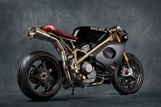 Mr Martini Ducati 1098R. Going for the open look on my next bike.