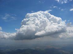 clouds | Our Friend, the Cumulus Cloud
