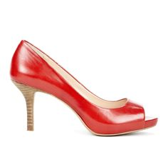 """And then I fell in love with red shoes again. :) Sole Society """"Claire"""", $59.95"""