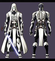 Jedi Armor