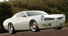 2013 1967 Pontiac GTO Concept Car