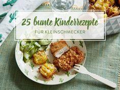 Hungrige Familienbande: 25 Rezepte für Klein und Groß