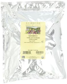 Product review for Starwest Botanicals Organic Thyme Leaf Cut, 1-pound Bag -  Reviews of Starwest Botanicals Organic Thyme Leaf Cut, 1-pound Bag. Buy Starwest Botanicals Organic Thyme Leaf Cut, 1-pound Bag on ✓ FREE SHIPPING on qualified orders. Buy online at BestsellerOutlets Products Reviews website.  -  http://www.bestselleroutlet.net/product-review-for-starwest-botanicals-organic-thyme-leaf-cut-1-pound-bag/