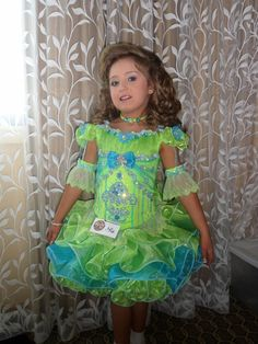 Mega Glitz Pageant Cupcake Dress  MADE TO by ConfectionsDesigns, $549.00