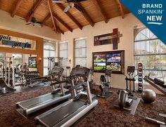 Workout Room  #SanMarquis