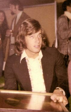 I am very much in love, and infatuated with this man, as well as in awe. Perfection incarnate. Robin Gibb