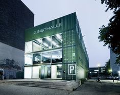 Platoon Kunsthalle by Platoon, Berlin office design