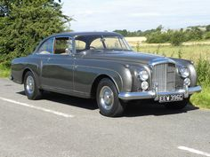 Bentley S2 Continental Coupe by H J Mulliner 1961