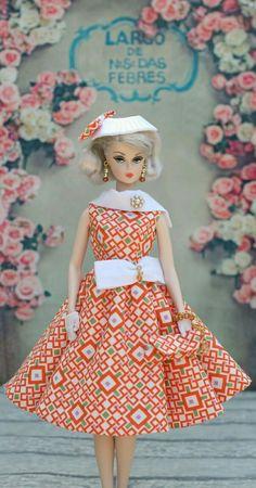 Silkstone Barbie Doll...