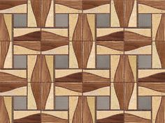 Mosaic glass, metal, natural stone and wood DIALOGHI Dialoghi Collection by Mosaico    design Francesco Lucchese