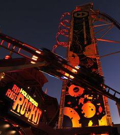 Universal Studios - Hollywood Rip Ride Rockit    www.facebook.com/tiaratravels