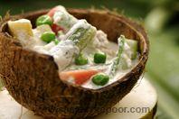 ''Aviyal''- veggies in coconut n yoghurt