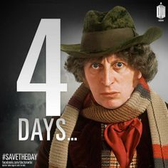 Doctor Who 4 days #savetheday